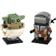 LEGO Star Wars TM 75317 Mandalorian a dieťa - LEGO stavebnica