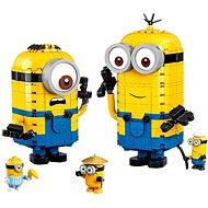 LEGO Minions 75551 Mimoni a ich brloh