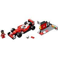 LEGO Speed Champions 75879 Scuderia Ferrari SF16-H - Stavebnica