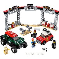 LEGO Speed Champions 75894 1967 Mini Cooper S Rally a 2018 MINI John Cooper Works Buggy - LEGO stavebnica