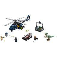 LEGO Jurský Svet 75928 Prenasledovanie Bluea helikoptérou - Stavebnica
