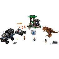 LEGO Jurský Svet 75929 Útek Carnotaura zGyrosféry - Stavebnica