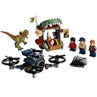 LEGO Jurassic World 75934 Dilophosaurus na úteku - Stavebnica