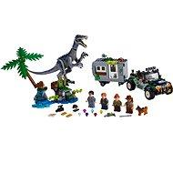LEGO Jurassic World 75935 Stretnutie s Baryonyxom: Honba za pokladom - Stavebnica