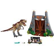 LEGO Jurassic World 75936 Jurský park: Vyčíňanie T. Rexa - LEGO stavebnica