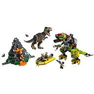 LEGO Jurassic World 75938 T. rex vs. Dinorobot - Stavebnica