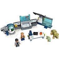 LEGO Jurassic World 75939 Laboratórium Dr. Wu: Útek dinosaurích mláďat - LEGO stavebnica