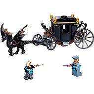 LEGO Harry Potter 75951 Grindelwaldov útek - Stavebnica