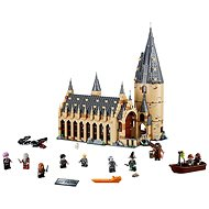 LEGO Harry Potter 75954 Rokfortská Veľká sieň - LEGO stavebnica