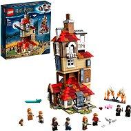 LEGO Harry Potter TM 75980 Útok na Brloh - LEGO stavebnica