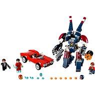 LEGO Super Heroes 76077 Iron Man: Robot z detroitských oceliarní - Stavebnica