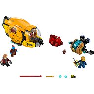 LEGO Super Heroes 76080 Ayeshina pomsta - Stavebnica