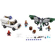 LEGO Super Heroes 76083 Pozor na Vultura - Stavebnica