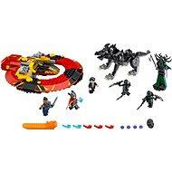 LEGO Super Heroes 76084 Záverečná bitka o Asgard - Stavebnica