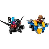 LEGO Super Heroes 76090 Mighty Micros: Star-Lord vs. Nebula - Stavebnica