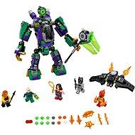 LEGO Super Heroes 76097 Lex Luthor a zničenie robota - Stavebnica