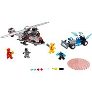 LEGO Super Heroes 76098 Speed Force Freeze Pursuit - Stavebnica