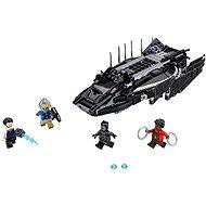 LEGO Super Heroes 76100 Útok stíhačky Čierneho pantera - Stavebnica