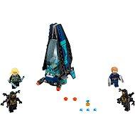 LEGO Super Heroes 76101 Útok lodi Outrider - Stavebnica