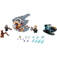 LEGO Super Heroes 76102 Thorove kladivo Stormbreaker - Stavebnica