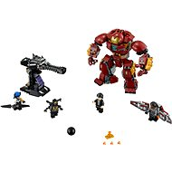 LEGO Super Heroes 76104 Stretnutie s Hulkbusterom - Stavebnica