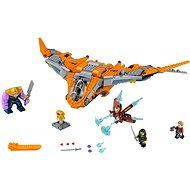 LEGO Super Heroes 76107 Thanos: Posledný súboj - Stavebnica