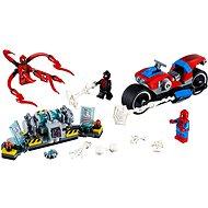 LEGO Super Heroes 76113 Spider-Man a záchrana na motorke - Stavebnica