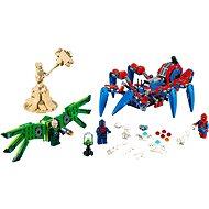 LEGO Super Heroes 76114 Spider-manov pavúkolez - Stavebnica