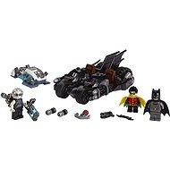 LEGO Super Heroes 76118 Mr. Freeze vs. Batman na Batmotorke - Stavebnica
