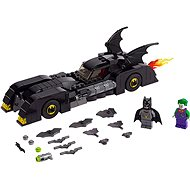 LEGO Super Heroes 76119 Batmobile: prenasledovanie Jokera - LEGO stavebnica