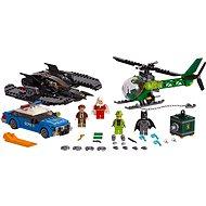 LEGO Super Heroes 76120 Batmanovo lietadlo a Hádankárova krádež - Stavebnica