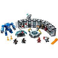LEGO Super Heroes 76125 Iron Man a jeho obleky - LEGO stavebnica