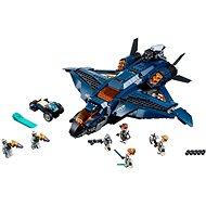 LEGO Super Heroes 76126 Parádny tryskáč Avengerov - Stavebnica