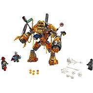LEGO Super Heroes 76128 Boj s Molten Manem - LEGO stavebnica
