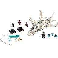 LEGO Super Heroes 76130 Stíhačka Tonyho Starka a útok dronu - LEGO stavebnica