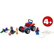 LEGO Super Heroes 76133 Spider-Man automobilová naháňačka - Stavebnica