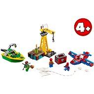LEGO Super Heroes 76134 Spider-Man: Doc Ock Lúpež diamantov - Stavebnica