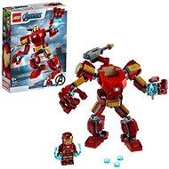 LEGO Super Heroes 76140 Iron Manov robot - LEGO stavebnica