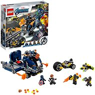 LEGO Super Heroes 76143 Avengers: Boj o nákladiak - LEGO stavebnica