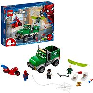 LEGO Super Heroes 76147 Vulture a prepadnutie kamióna