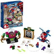 LEGO Super Heroes 76149 Mysteriova hrozba - Stavebnica