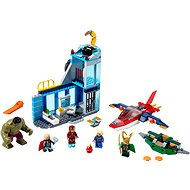 LEGO Super Heroes 76152 Avengers – Lokiho hnev - LEGO stavebnica