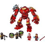 LEGO Super Heroes 76164 Iron Man Hulkbuster proti agentovi A.I.M. - LEGO stavebnica