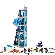 LEGO Super Heroes 76166 Boj vo veži Avengerov - LEGO stavebnica