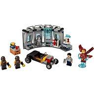 LEGO Super Heroes 76167 Zbrojnica Iron Mana - LEGO stavebnica