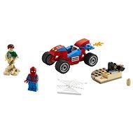 LEGO Super Heroes 76172 Posledná bitka Spider-Mana so Sandmanom - LEGO stavebnica