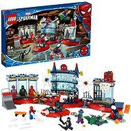 LEGO Super Heroes 76175 Útok na pavúčie dúpä