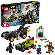 LEGO Super Heroes 76180 Batman vs. Joker: Naháňačka v Batmobile