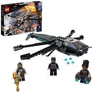 LEGO® Marvel Avengers 76186 Black Panther a dračie lietadlo - LEGO stavebnica