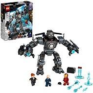 LEGO Super Heroes 76190 Iron Man: besnenie Iron Mongera - LEGO stavebnica